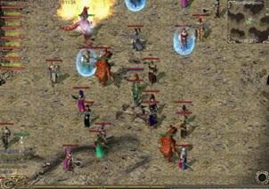 让我们来看看传世sf游戏当中的攻沙技巧